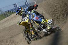 MXGP: Strijbos e Jasikonis garantidos na Suzuki para 2017