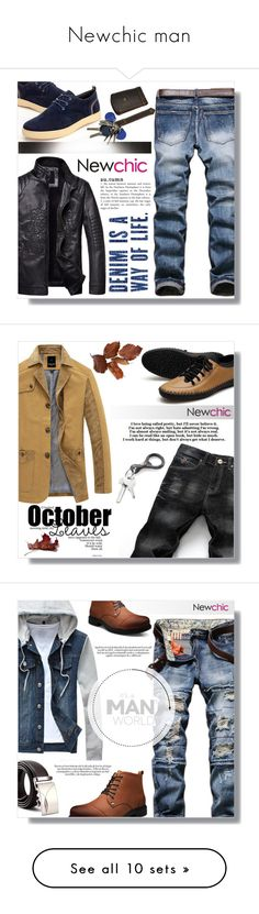 """""""Newchic man"""" by fashion-pol ❤ liked on Polyvore featuring men's fashion, menswear, Jimmy Choo, Tom Ford, Pankhurst, Agent Provocateur, Giorgio Armani, Native Union, WALL and Ray-Ban"""