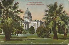 Antique Postcard of Beautiful California by postcardsintheattic, $4.99 New Listing: #postcard #ephemera #antique #vintage #vintagepaper #etsy #antiquepaper #collectible #antiquepostcard #vintagepostcard