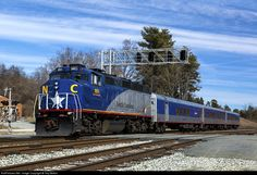 RailPictures.Net Photo: NCDOT 1893 North Carolina Department of Transportation EMD F59PH at Jamestown, North Carolina by Trey Belton