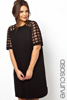 Маленькое черное платье от ASOS