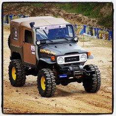 FJ40 Land Cruiser... The Coolest Car of All Time!