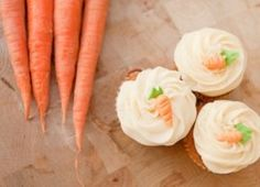 Nut-free Carrot Cupcakes | Recipes | Eat Well | Best Health