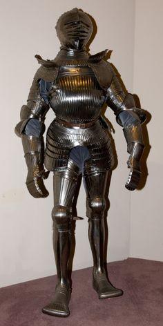 Medieval 16th Century German Knight's Armour