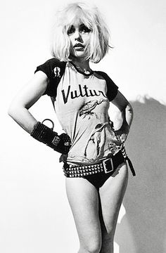 The Met Punk Couture Pop Culture Music Loud Fast Rules In Her Own Words flashback fashion Debbie Harry