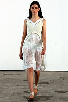 Helmut Lang Spring 2002 Ready-to-Wear Collection Slideshow on Style.com