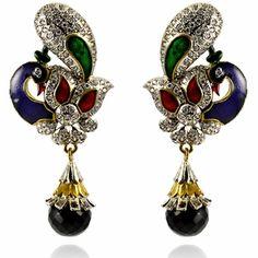 Telisha Earrings http Bollywood