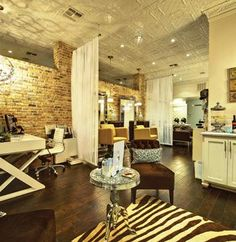 Salon of Distinction: Luxe A Boutique Salon | Salon Today