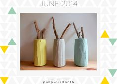 Pimp your JUNE in Hemlock green and Freesia yellow  ...aspettando le vacanze estive!
