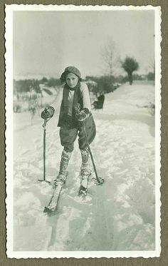 ski | 1932, colli bolognesi