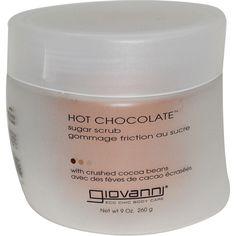 Giovanni, Azúcar Exfoliante Chocolate Caliente, 9 oz (260 g)