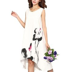 Hello, new arrival!  http://dragonmiss.com/products/leefeesky-summer-casual-dresses-for-women-vintage-ladies?utm_campaign=social_autopilot&utm_source=pin&utm_medium=pin