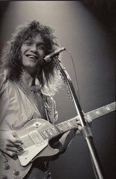 """""""Edward Van Halen !"""""""