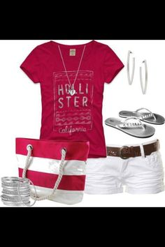 Cute, casual outfit for everyday.