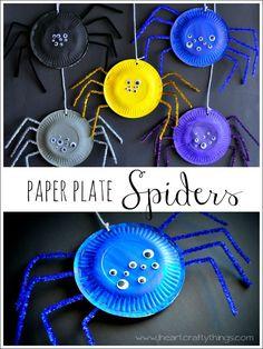 45+ Halloween Kids Crafts                                                                                                                                                     More