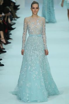 The 'FROZEN' Dress!