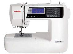 Máquina de Costura Janome 4120QDC Eletrônica com as melhores condições você encontra no site do Magazine Luiza. Confira!