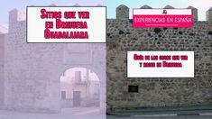 Sitios que ver en Brihuega (Guadalajara) Merida, Event Ticket, Villa, Guadalajara, Castles, Fork, Villas