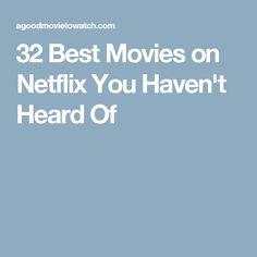 32 Best Movies on Netflix You Haven& Heard Of Netflix Movies To Watch, Netflix Tv, Shows On Netflix, Netflix Codes, Movie List, Movie Tv, Good Comedy Movies, Netflix Hacks, Amazon Movies
