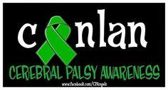 Conlan - Cerebral Palsy Awareness