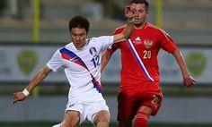 Corea del Sur y Rusia empataron 1-1 en su debut mundialista
