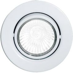 Buy Eglo White Movable Spotlights - Pack of 3 at Argos.co.uk - Your Online Shop for Ceiling and wall lights.