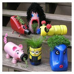 Ideas de reciclaje para niños   Aprender manualidades es facilisimo.com