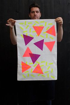 Patterns and Print workshop with Harvest Textiles as guest teachers at Koskela
