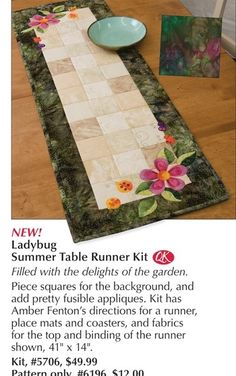 Keepsake Quilting - Summer Update 2013 - page 4b