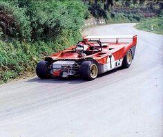 Jacky Ickx *Ferrari 312PB* (broken) 1973 Targa Florio