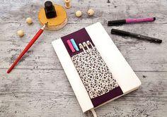 Porte Crayons DIY pour mon Bullet Journal