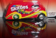 HOT WHEELS SKITTLES DECO DELIVERY