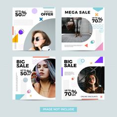 Get more out of your advertising Social Media Banner, Social Media Template, Social Media Content, Social Media Design, Social Media Marketing, Instagram Design, Instagram Posts, E Motion, Magazine Layout Design