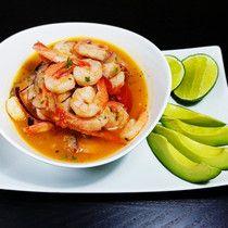 Ceviche aux crevettes (Équatorien) - Site de ma-cuisine-latine !
