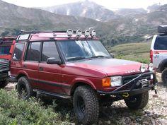 OKoffroad.com Stuff - Xtreme Duty Land Rover Wheels