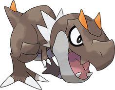 Tyrunt Pokédex: stats, moves, evolution & locations | Pokémon Database