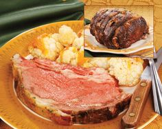 Beef Rib Roast - Recipes at Penzeys Spices