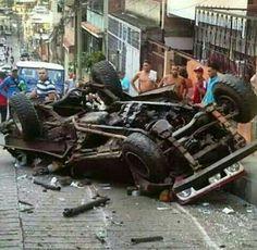 Accident Venezuela