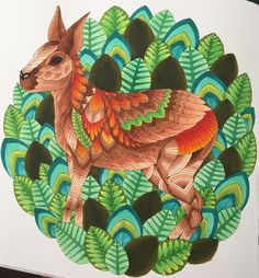 Mille Marottas Patagonian Mara From Curious Creatures Using Copic Markers