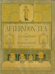 Afternoon tea<br>rhymes for children