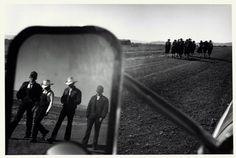 Larry Towell - MEXICO. 1996. Capulin. Chihuahua. Mennonites.