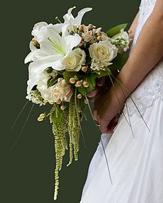 gold bridal bouquet | Modern Trend Bridal Bouquets Today Hand Tied Bridal - wedding magazine