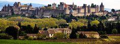 Château Comtal. Carcassonne France.