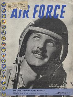 :: Air Force Magazine 1951 November ::