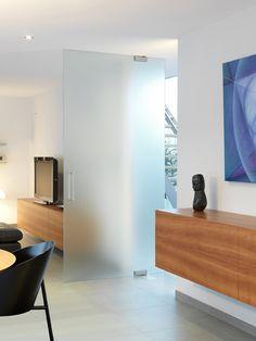 Nordex binnendeur draaideur glazen deur