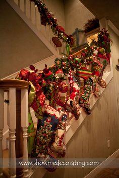 Stockings Garland