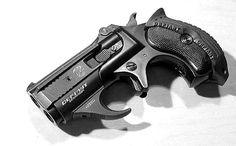 Heizer Defense Bringing Back the Derringer. Weapons Guns, Guns And Ammo, Glock Guns, Derringer Pistol, Revolvers, Rifles, Pocket Pistol, Custom Guns, Cool Guns