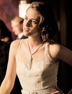 Tumblr New Stills of Kristen as Vonnie in Cafe Society