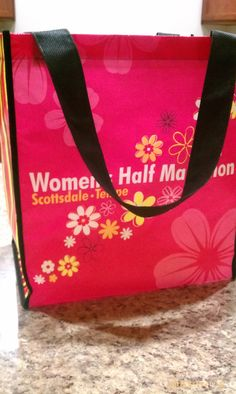 Reuseable shopping bag, perfect for snacks for roadtrip, Goodwill - 0.49 on halfprice day!