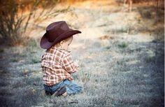 baby cowboy <3